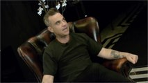 Singer Robbie Williams Will Release Christmas Album
