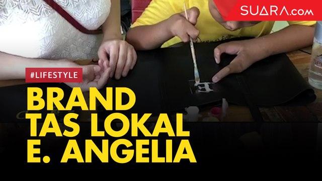 Brand Tas Lokal, E. Angelia Berdayakan Kaum Disabilitas untuk Koleksi Terbarunya
