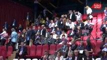 ADF: les élus quittent la salle au milieu du discours de Jacqueline Gourault