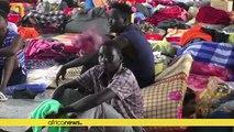 Des réfugiés paient pour être détenus en Libye