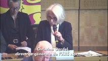 Lubrizol à la plénière de la Région Normandie 14-10-2019 - 11 - Christine Gardel, directrice générale de l'ARS Normandie