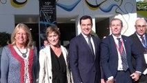 NO ENVIAR Moreno defiende colaboración permanente entre administraciones para mejorar Justicia
