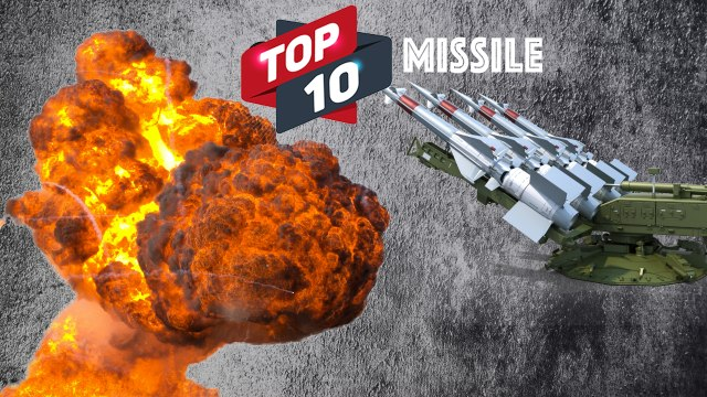Top 10 Powerful and Fastest Missiles in the World
