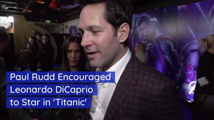 We Have Paul Rudd To Thank For The 'Titanic'
