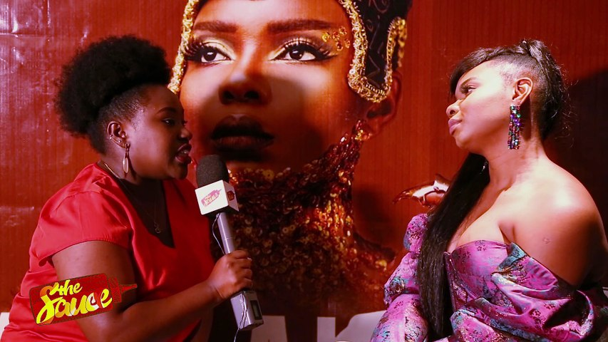 Yemi Alade defines a woman of steel | The Sauce