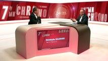 "Christophe BALICHARD, ""maire"" du Village by CA"