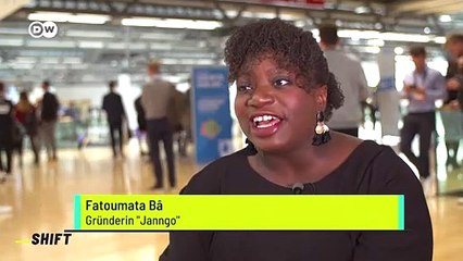 Tech-Pionierin in Afrika: Fatoumata Ba | Shift