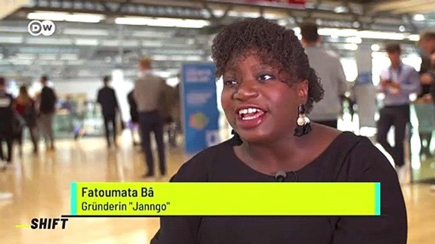 Tech-Pionierin in Afrika: Fatoumata Ba   Shift