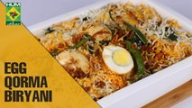 Egg qorma biryani | Lazzat | Masala TV Shows | Samina Jalil