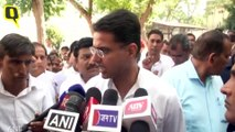 Congress Will Win Both the Seats in Rajasthan Bypolls: Sachin Pilot