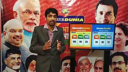 Maharashtra and Haryana Election result