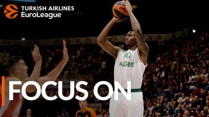 Focus on: Nigel Hayes, Zalgiris Kaunas
