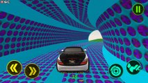Extreme GT Racing Car Stunts - Impossible Car Stunts Driver - Android Gameplay Video