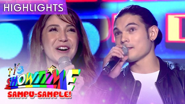 Josh and Donnalyn say goodbye to the madlang people | It's Showtime Sampu-Sample
