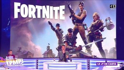 """Quand le jeu en ligne """"Fortnite"""" sauve l'audience de """"La course des champions"""" diffusée sur France 2"""