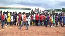 Football   Le résumé de la finale du tournoi de rassemblement de Bongouanou