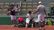 Tennis | Le retour de Roger Fédérer à Roland Garros