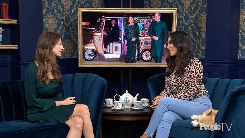Prince William and Kate Middleton Showcase Their