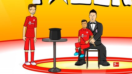 Bundesliga Got Talent by 442oons