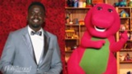 Daniel Kaluuya Set to Produce Live-Action 'Barney' | THR News