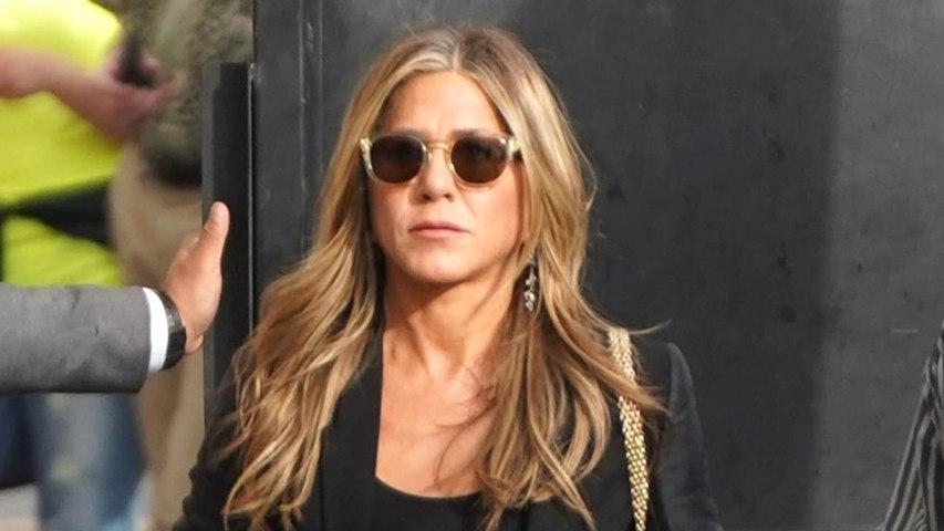 Jennifer Aniston's Secret IG Account Is A Mystery