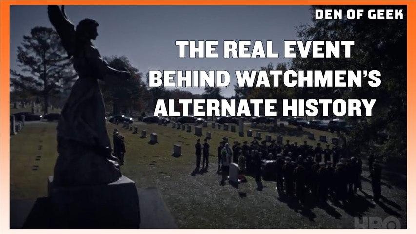 Watchmen (2019) - Damon Lindelof & Yahya Abdul-Mateen Talk Alternate History