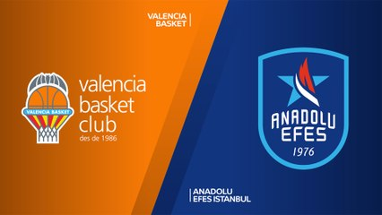 EuroLeague 2019-20 Highlights Regular Season Round 3 video: Valencia 78-83 Efes