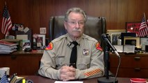 Kern County Sheriff Donny Youngblood Speaks About Deputy's Arrest