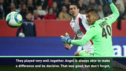 Tuchel praises Di Maria after Nice double
