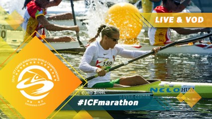 2019 ICF Canoe Marathon World Championships Shaoxing China / C1wm, K1wm