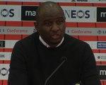 """10e j. - Vieira : """"On a trop respecté le PSG"""""""