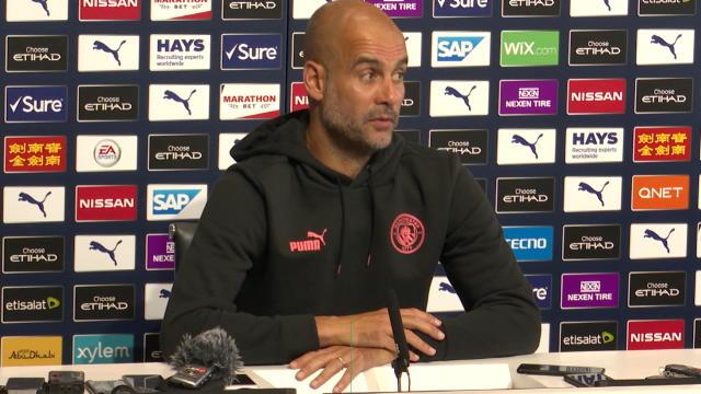 """Manchester City - Guardiola : """"Liverpool est inarrêtable en ce moment"""""""