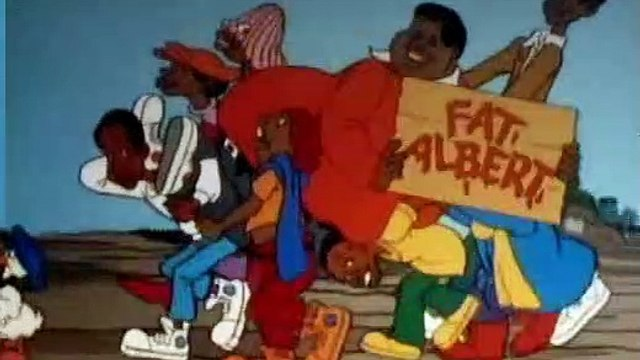 Fat Albert E023 (The Fuzz)