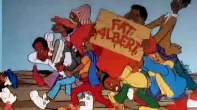 Fat Albert E025 (Fat Albert meets Dan Cupid)