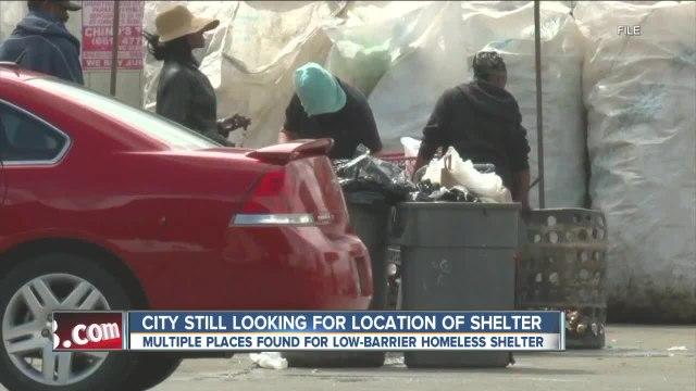 Bakersfield Still Looking for Location for Homeless Shelter