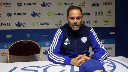 J11 USCL 0-1 USLD : la conférence de presse de Carlos Secretário