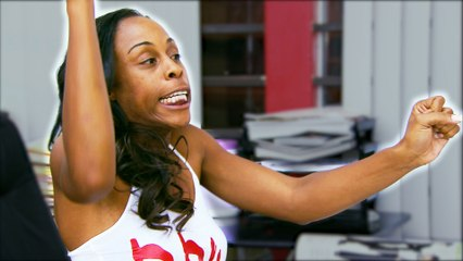 Bring It!: Miss D Doesn't Want Cheerleaders
