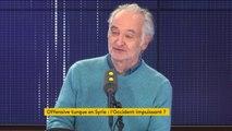 """Offensive turque en Syrie : """"L'Otan est mort"""", affirme Jacques Attali"""