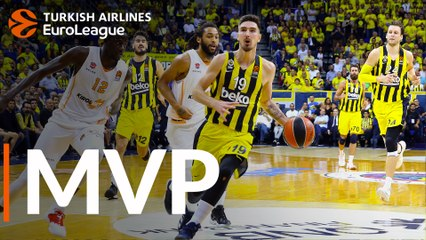 Round 3 MVP: Nando De Colo, Fenerbahce