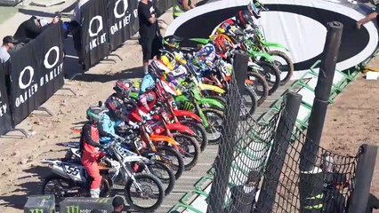 2019 Monster Energy Cup Practice Live Sound