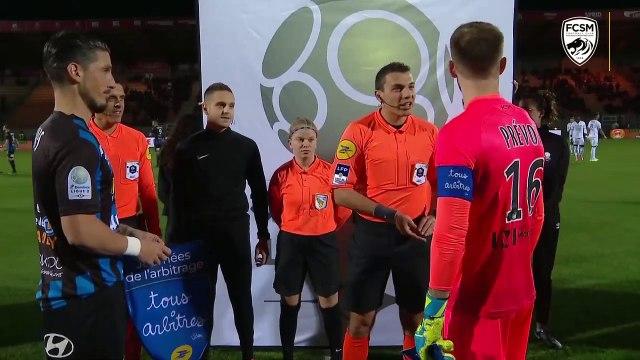 Le résumé de FC Chambly Oise-FCSM (0-0)