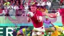 N'oubliez pas demain à 9h05 le match Pays de Galles / France des 1/4 de finale de la Coupe du Monde de Rugby 2019