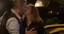Mesut ile Seray'ın öpüşme sahnesi Arka Sokaklar'a damga vurdu