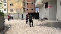 Nusaybin'de 8 sivilin şehit olduğu mahallelerde hasar tespiti