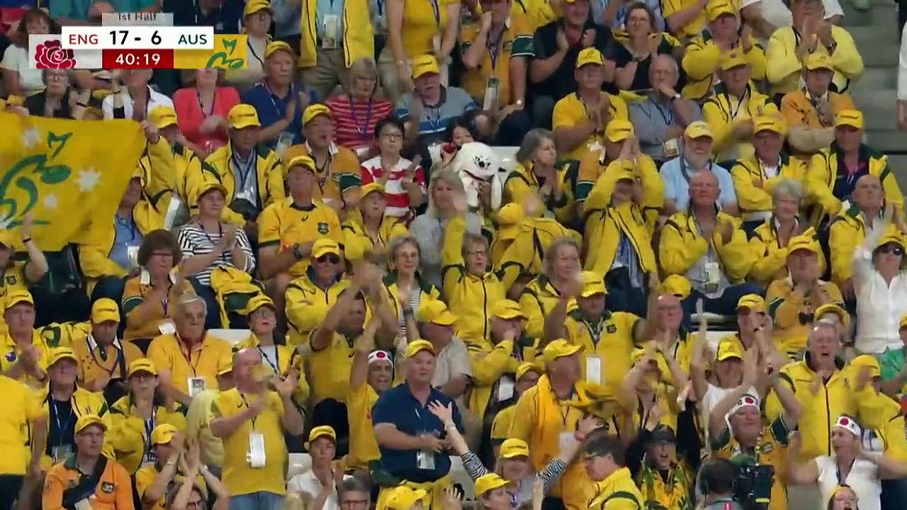 Highlights: Quarter-Finals - England vs Australia