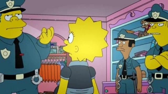 The Simpsons Season 28 Episode 4 Treehouse of Horror XXVII