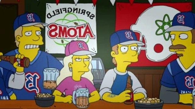 The Simpsons Season 28 Episode 3 The Town