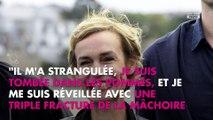 Sandrine Bonnaire victime de violences conjugales : ses confidences glaçantes