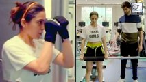 Sara Ali Khan's BOXING Workout Video Will Inspire You To Hit The Gym