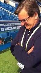 Vincent Volpe dresse le bilan du HAC après 10 journées de Ligue 2